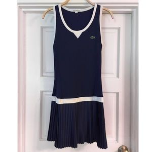 ✨LACOSTE✨Sport Pleated Tennis Dress
